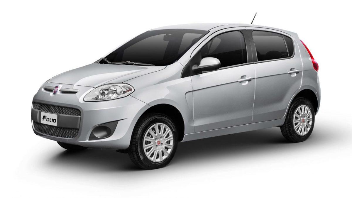 Fiat Palio permanecerá nas lojas apenas com motor 1.0