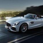 Mercedes-AMG GT estreia versão conversível no Salão de Paris