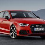 Salão de Paris – Audi RS 3 Sedan é apresentado com motor 2.5 de 400 cv