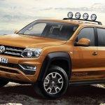 Volkswagen mostra Amarok Canyon em exposição de veículos na Alemanha