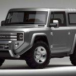 Ford Bronco terá nova geração – agradeça Donald Trump pela informação