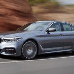 Eis o BMW Série 5 2017
