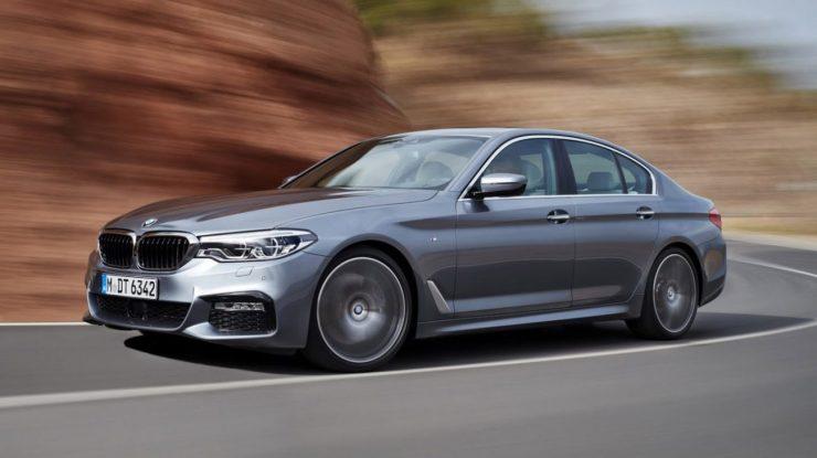 Nova geração do BMW Série 5 chega ao Brasil a partir de R$ 314.950