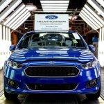 Ford encerra a produção de carros na Austrália após 91 anos