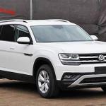 Novo SUV grande da Volkswagen se chamará Atlas nos Estados Unidos
