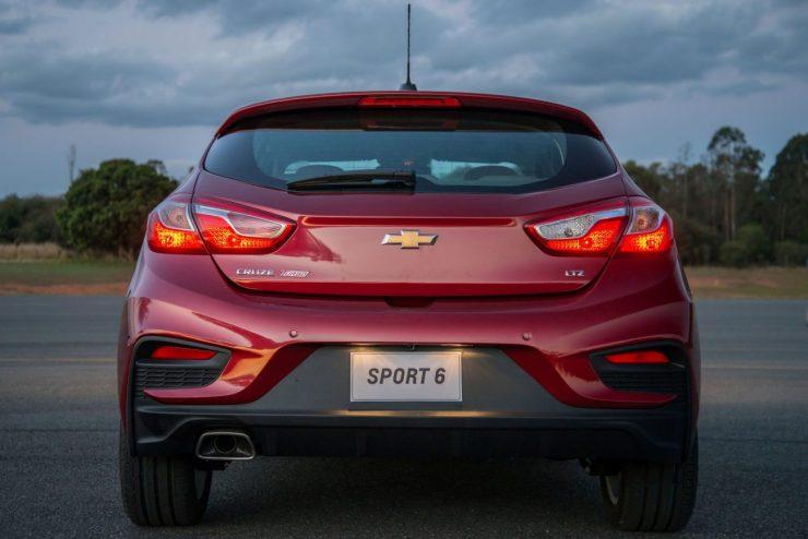 Cruze Sport6 LTZ