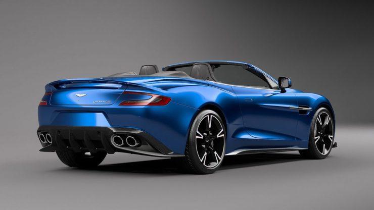 Aston Martin Vanquish S Volante -2