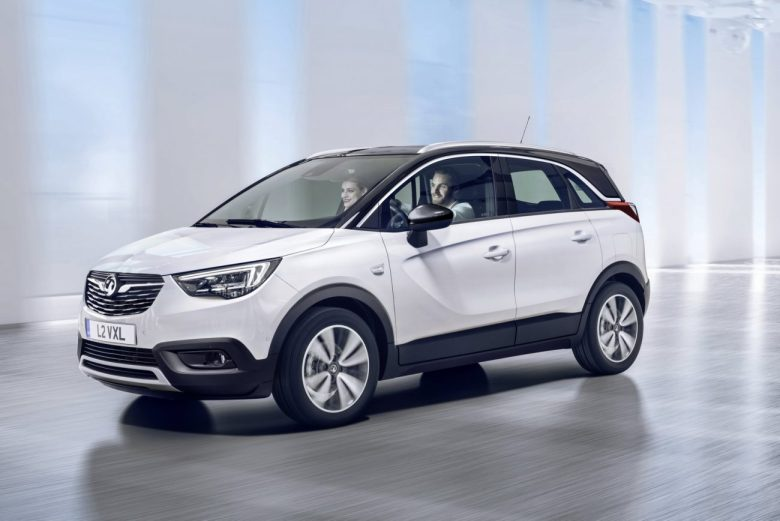Opel apresenta o Crossland X, o substituto da Meriva