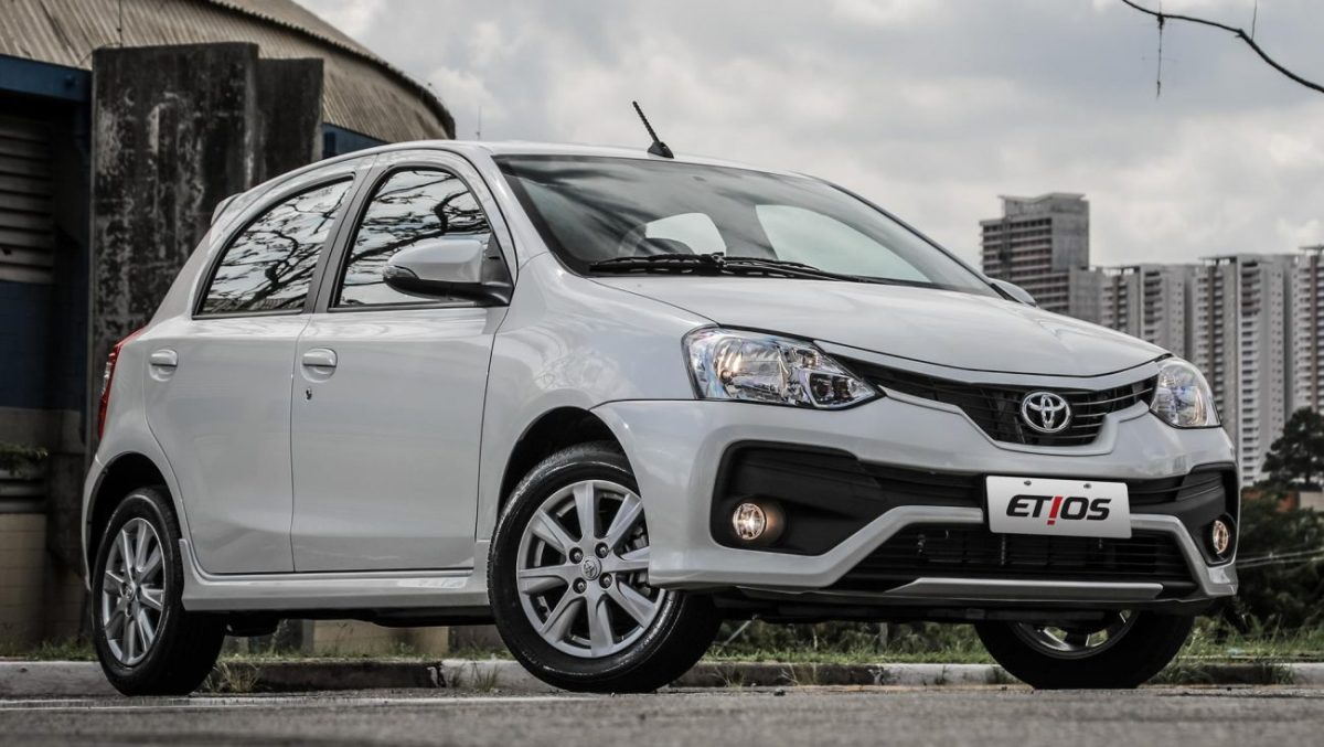 Toyota Etios 2018 chega mais cedo com o design do Platinum