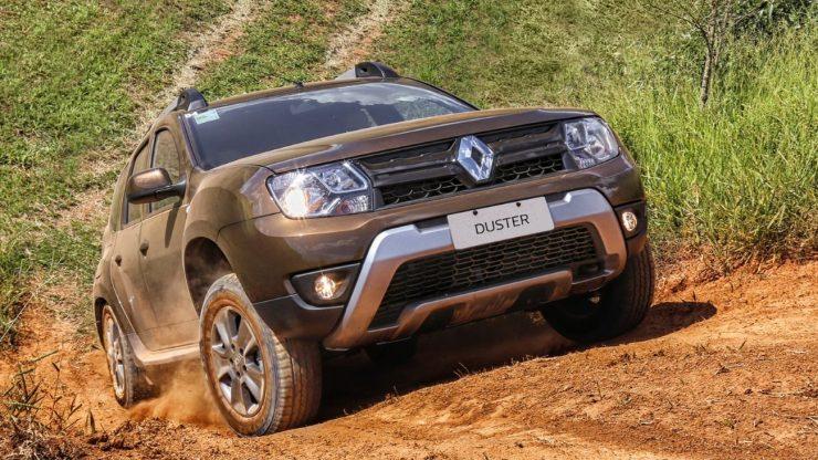 Novo Renault Duster 2016. Foto: Rodolfo Buhrer / La Imagem / Renault