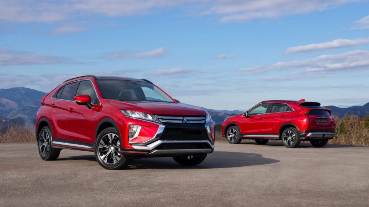 Eclipse renasce como SUV: Eis o Mitsubishi Eclipse Cross
