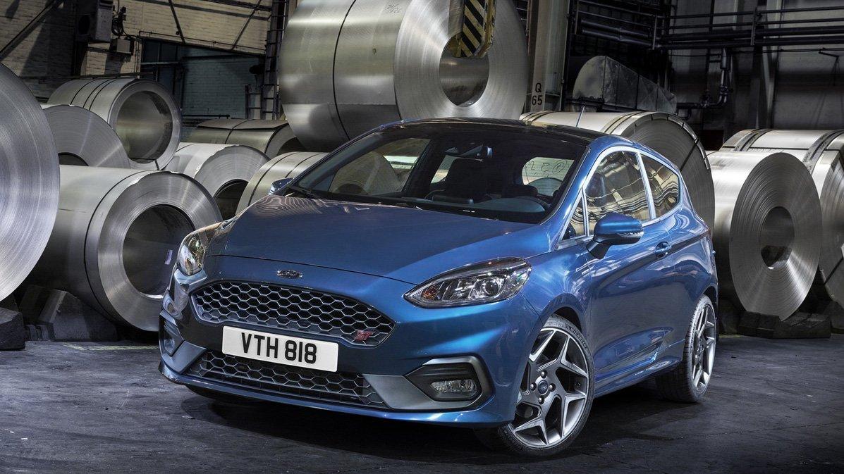 Novo Ford Fiesta ST tem motor 1.5 turbo de 200 cv - e três cilindros