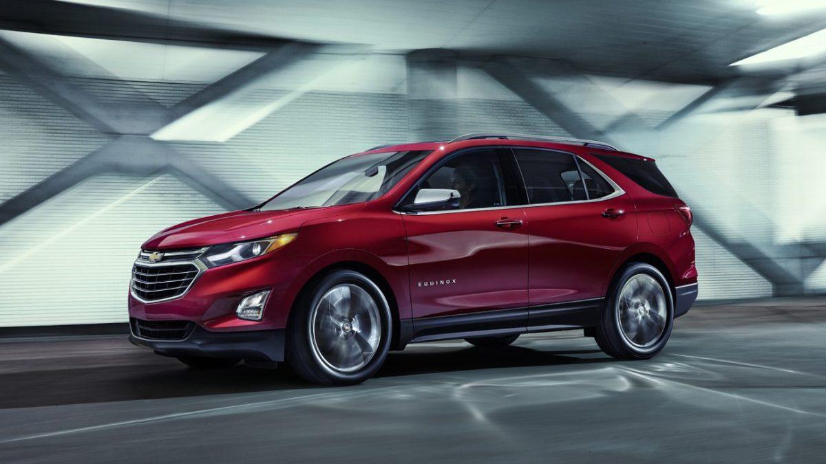 Chevrolet confirma chegada do Equinox ao Brasil no segundo semestre