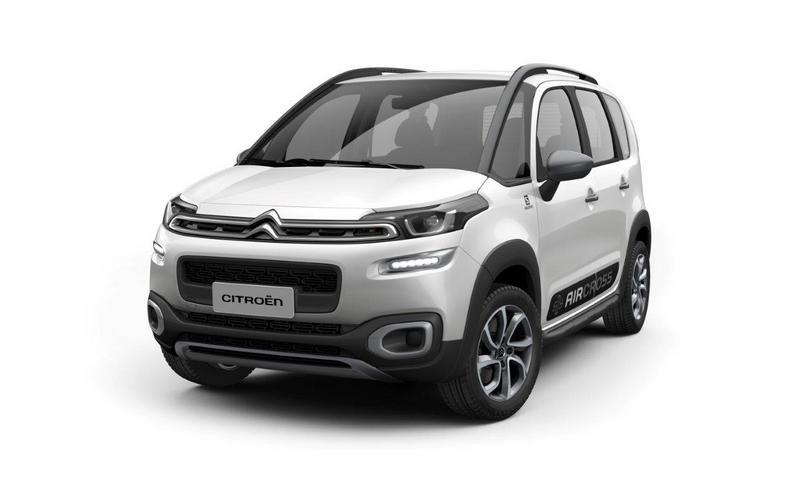 Citroën Aircross Salomon está de volta por R$ 63.435