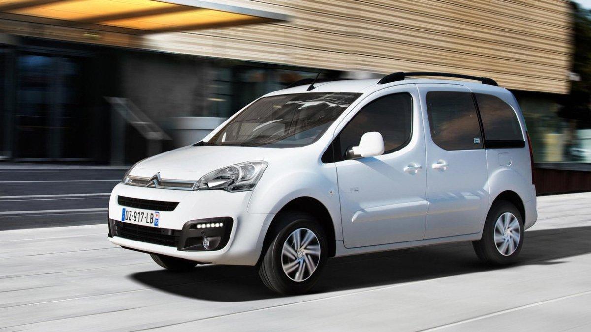 Citroën apresenta elétrico E-Berlingo com 171 km de autonomia