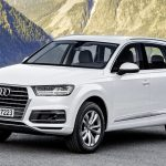 Audi já oferece novo Q7 diesel no Brasil
