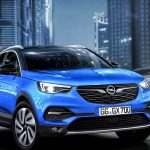 2017 Opel Grandland X - embargoed until April 19th