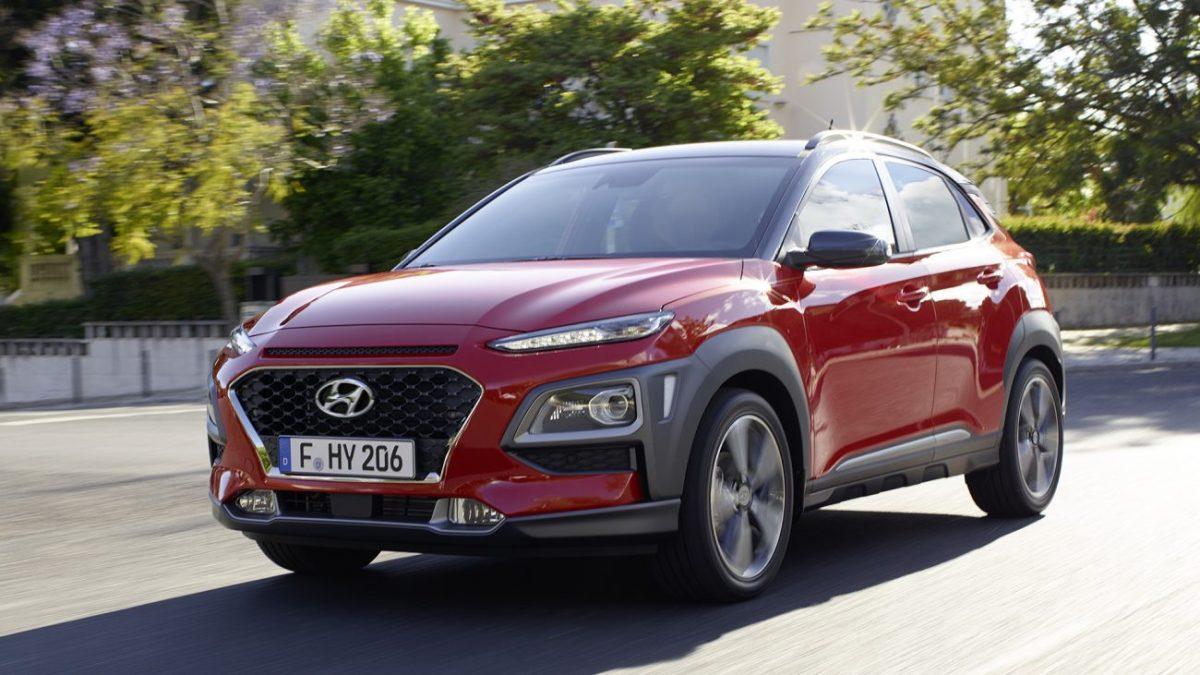 Crossover compacto global, Hyundai Kona é apresentado