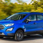 Ford EcoSport 2018 aposta em conjunto mecânico e conectividade para resgatar o brilho do passado
