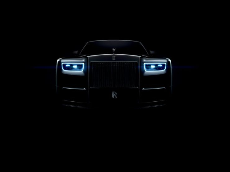 Rolls Royce Phantom 7