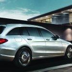 Mercedes C300 Estate chega por R$ 265.900