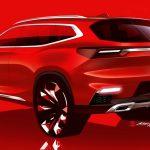 Teaser revela que novo SUV da Chery apostará em tecnologia, robustez e… LEDs!