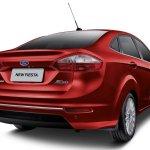 Ford Fiesta Sedan volta a ser importado para o Brasil