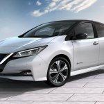 Nova geração do Nissan Leaf surge com autonomia de 378 km