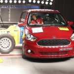 Ka é mais um brasileiro zero estrelas nos testes do Latin NCAP