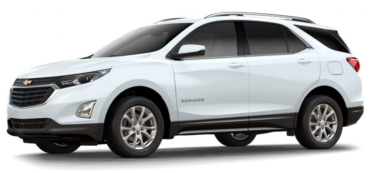 Chevrolet Equinox ganha versão mais barata