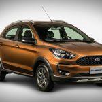 Com mais um perfil aventureiro, Ford apresenta Ka renovado