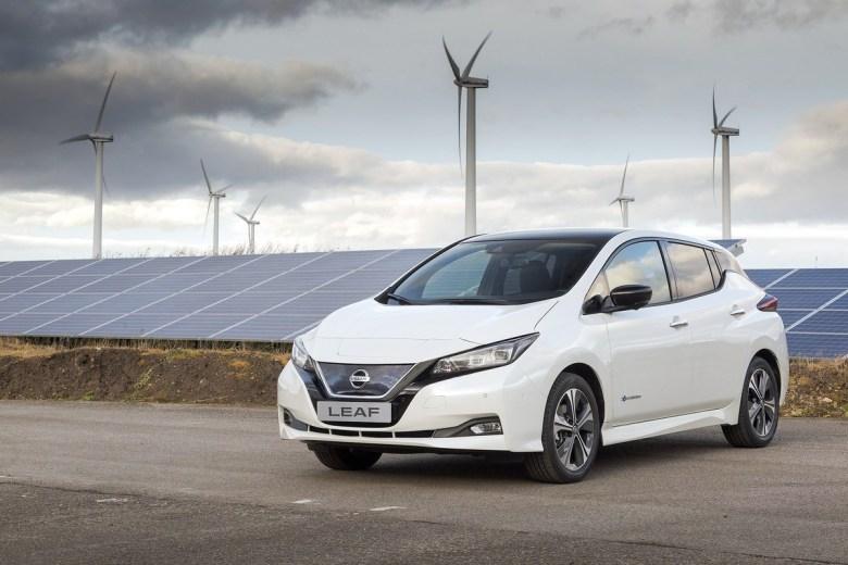 Nissan confirma Leaf para o Brasil em 2019 e iniciará testes com o Note e-Power por aqui