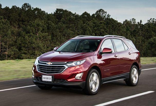 Avaliação – Chevrolet Equinox prova que é possível ser espaçoso e confortável sem ser desengonçado