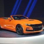 Salão de São Paulo: General Motors mostra elétrico Bolt para o Brasil e o Camaro 2019