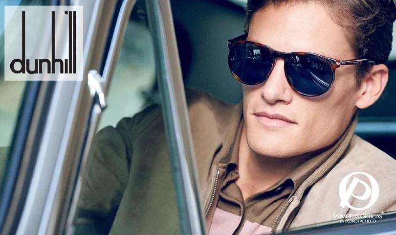 7ef8990ebfefe Dunhill  Uma marca de óculos de sol para homens