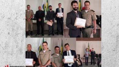 Photo of 10ª CIA PM REALIZA SEMINÁRIO DE SEGURANÇA