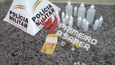 Photo of HOMEM É PRESO POR TRÁFICO DE DROGAS NO SOL NASCENTE