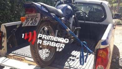 Photo of PATRULHA RURAL RECUPERA MOTO ROUBADA EM GUIRICEMA NO BUIEIÉ