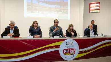 Photo of UFV E PIF PAF INICIAM PROJETOS CONJUNTOS