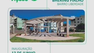 Photo of PRAÇA DO BAIRRO LIBERDADE SERÁ INAUGURADA NESTA QUINTA
