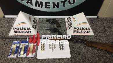 Photo of HOMEM É PRESO POR AMEAÇA E PORTE DE ARMA NO SANTA CLARA