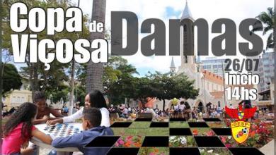 Photo of COPA DE DAMAS SERÁ REALIZADA EM VIÇOSA