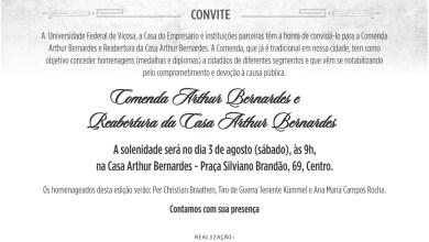 Photo of COMENDA ARTHUR BERNARDES 2019 ACONTECE NESTE SÁBADO (03)