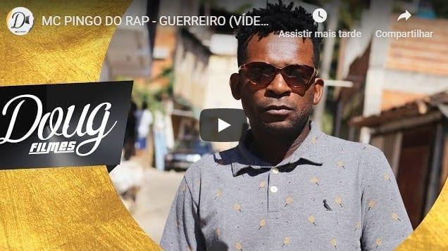 Mc Pingo Do Rap Grava Video No Bom Jesus Primeiro A Saber