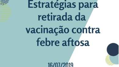 Photo of VIÇOSA SEDIA FÓRUM ESTADUAL ESTRATÉGIAS PARA RETIRADA DA VACINAÇÃO CONTRA FEBRE AFTOSA