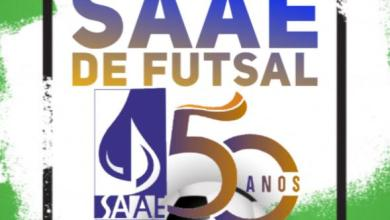 Photo of Acontecerá o 1º Torneio Cinquentenário SAAE de Futsal