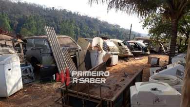 Foto de Polícia Civil realiza operação Mosaico, a fim de combater o comércio clandestino de peças automotivas em Viçosa e Visconde do Rio Branco