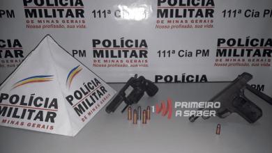 Photo of Polícia Militar prende autor de roubo em Visconde do Rio Branco