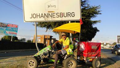Photo of Zé do Pedal cruza África em busca de acessibilidade
