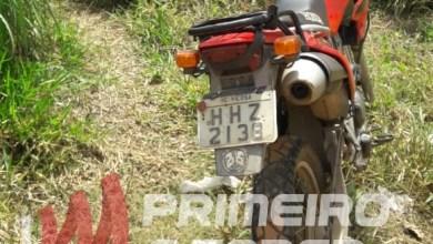 Photo of Motocicleta é furtada no Santo Antônio